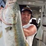 平野さんも鰤きゃっちおめでとうございます♪ 食わせ上手です・・ いつも有難うございます。