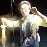 吉田さんも100以上きゃっち♪ 有難うございました。